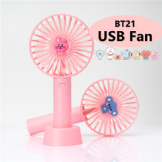 K-Pop, Mini, Summer, portablefan