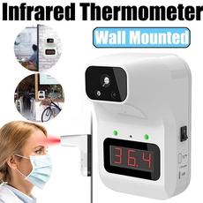 wallmountedthermometer, fever, digitaldisplay, adultthermometer