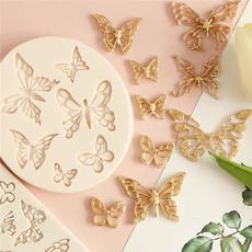 butterfly, chocolatemould, Food, bakingtool