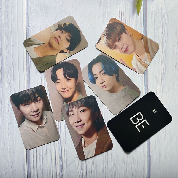 K-Pop, Mini, collectivecard, btsphotocard