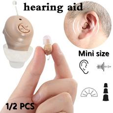 soundamplifier, Mini, digitalhearingaid, minihearingaid