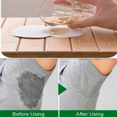 underarm, healthcareagent, sweatabsorbent, disposableantiperspirant