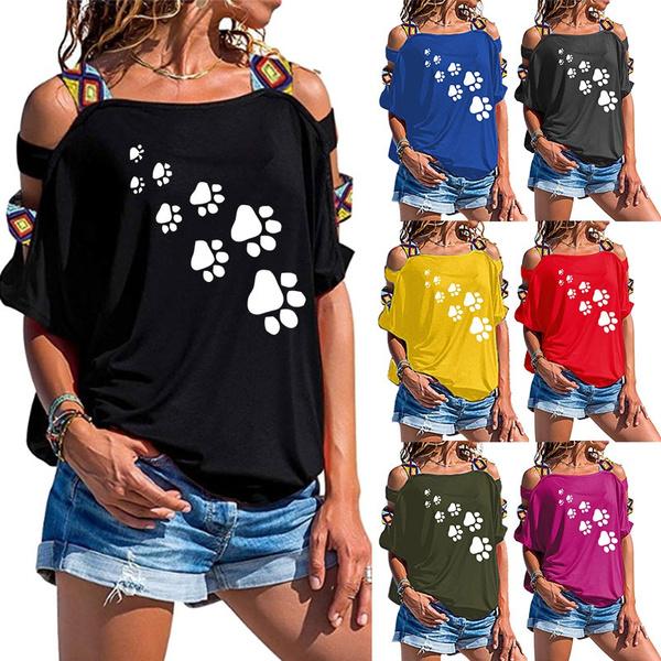 blouse summer casual, blouse, camisetasfeminina, Plus Size