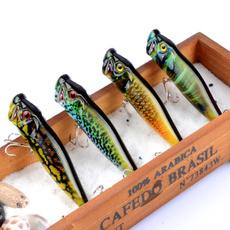 artificialbait, popperbait, fishingbait, Fishing Lure