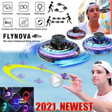 fidgetspinner, led, flyinggyroscope, flyingufotoy