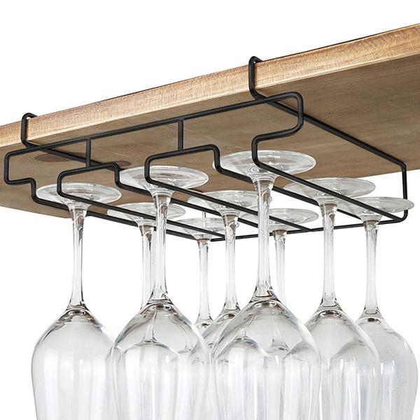 stemwareholder, hangingrack, Hangers, wineglassrack