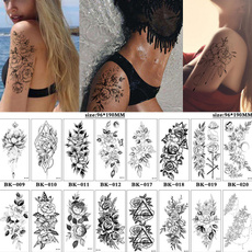 Body, tattoo, temporary, Tattoo Supplies
