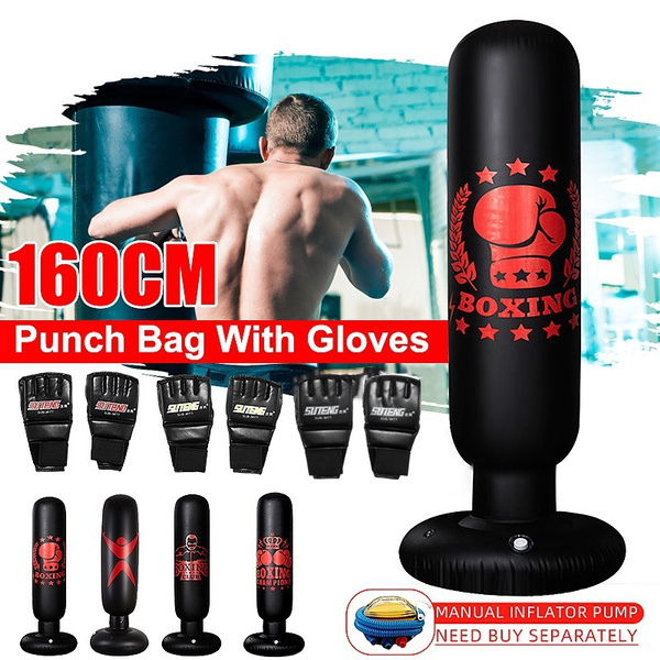 thaiboxing, punchbag, sandbag, boxingbag