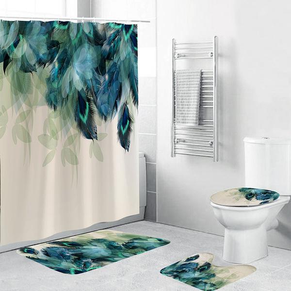 decoration, Bathroom, Set, leaf