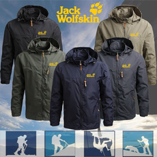 windproofjacket, hooded, Outdoor, Fashion