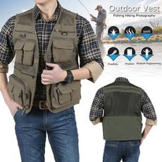 Summer, Vest, Outdoor, tacticalvest