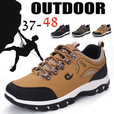 Hiking, hiking shoes, sneakersformen, camping