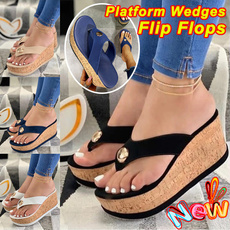 Summer, Sandals, Women Sandals, Beach