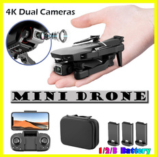 Quadcopter, Batteries, 4kcamera, Gps