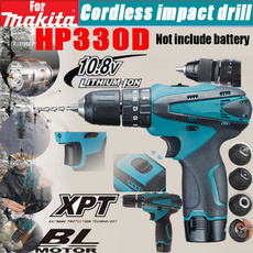 makitaelectricdrill, Electric, Battery, Tool