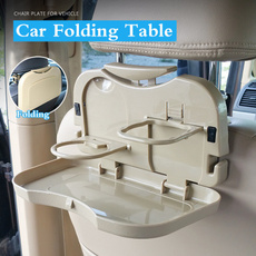 Foldable, tray, carholder, Cup