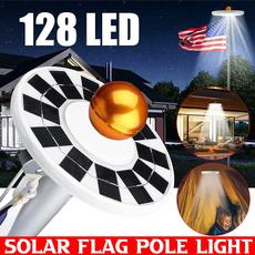 solarpoweredgadget, led, lights, Tops