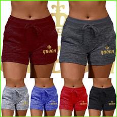 runningshort, Plus Size, pants, casualshort