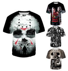 Funny, Fashion, jason, Shirt