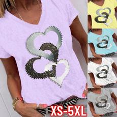 Summer, Moda, print t-shirt, summer t-shirts