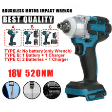 Batteries, wrenchtool, electricwrench, Electric