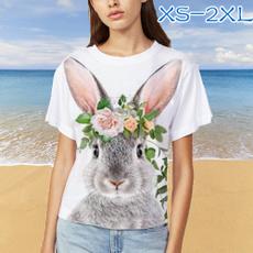 cute, Fashion, Shirt, Summer