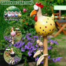 Garden, Ceramic, Ornament, outdoordecoration