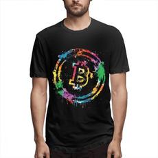 Plus Size, Shirt, Colorful, Men