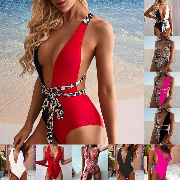 Fashion, Necks, Halter, leopard print