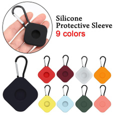 case, siliconeprotectivecover, airtagsprotector, Key Chain