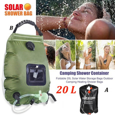 Shower, Outdoor, camping, Bath