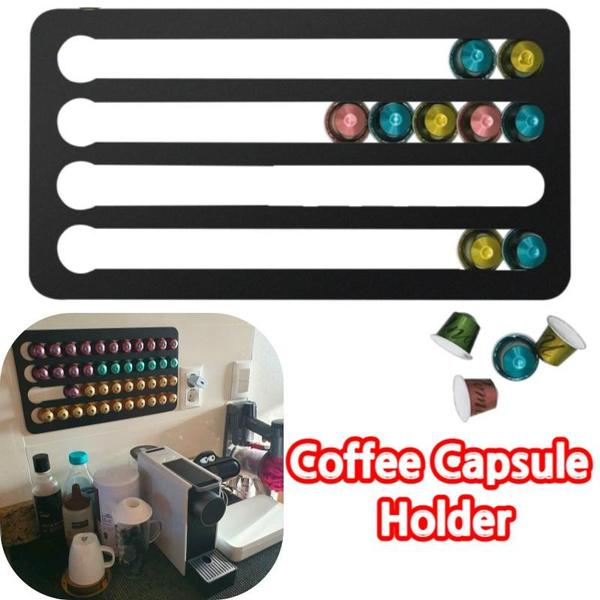 Coffee, holdersrack, coffeepodholder, Storage