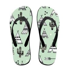 Flip Flops, Sandals, Sports & Outdoors, Tops
