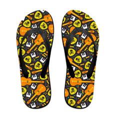 Flip Flops, Sandals, Tops, slim