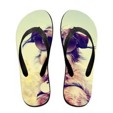 Flip Flops, Sandals, Pets, Tops