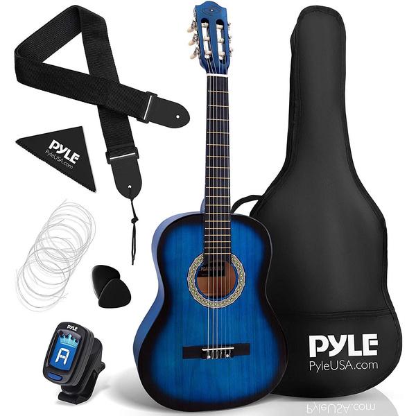 case, Blues, Set, pyle