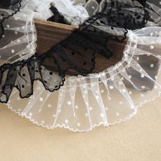 diysewingcraft, Lace, lace trim, garmentaccessorie