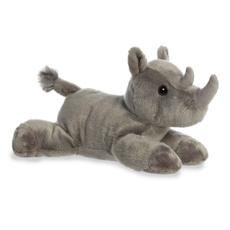 wildlife, rhinocero, Medium, Grey