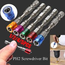 Head, antislipscrewdriver, electricscrewdrivetool, magneticscrewdriverbit