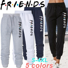 Fashion, Spring/Autumn, pants, Jogger