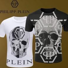 Summer, Plus Size, philippplein, blacktshirt