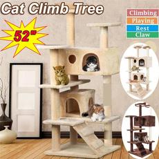 cathouse, cattoy, Toy, catclimbingframe
