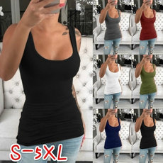 Style, Plus Size, Tank, Tops
