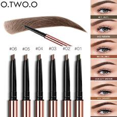 browneyebrowpencil, eyebrowpencildarkbrown, Makeup, Triangles