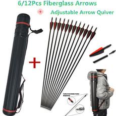 Plastic, Archery, Outdoor, fiberglassarrow