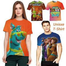 Mens T Shirt, Shorts, Shirt, scoobydoo