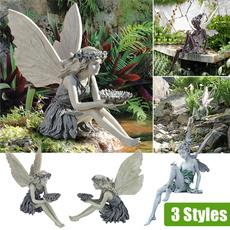 decoration, art, gardenornamentdecoration, Angel