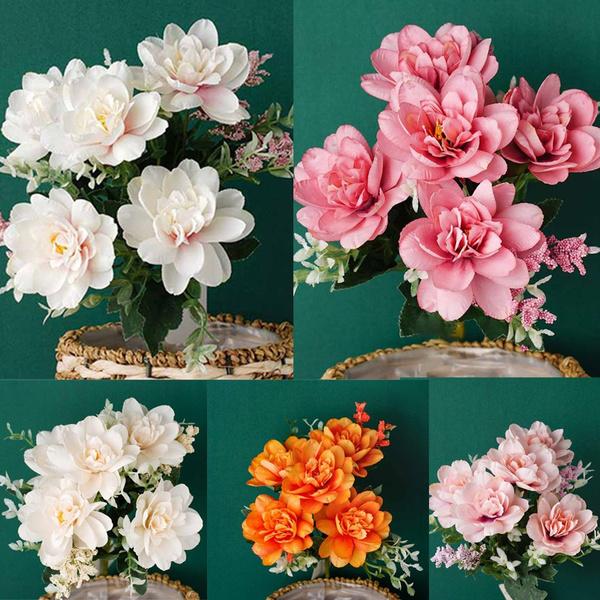 silkflower, Flowers, Home & Kitchen, Bride
