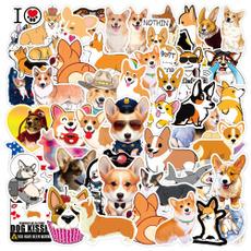 Car Sticker, suitcasesticker, cute, Stickers