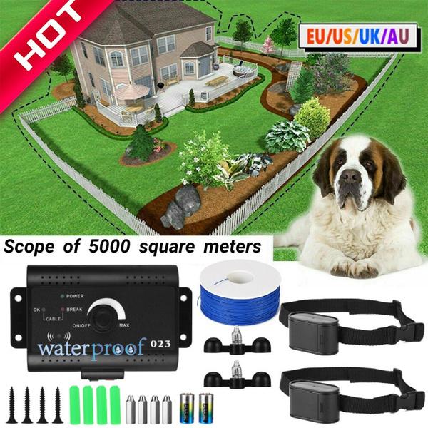 stopbarking, wirelessfencesystem, Electric, Waterproof